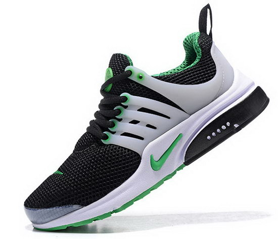 Mens & Womens (unisex) Nike Air Presto Black Green White 36-46 Portugal